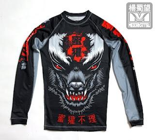 Tatami Tatami Honey Badger Rashguard
